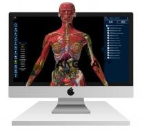 VR 虚拟现实智慧教室解决方案,VR - Human 3D虚拟人体解剖教学系统