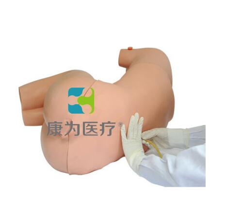 """""""康为医疗""""腰椎穿刺训练仿真标准化模拟病人,成人腰椎穿刺模型"""