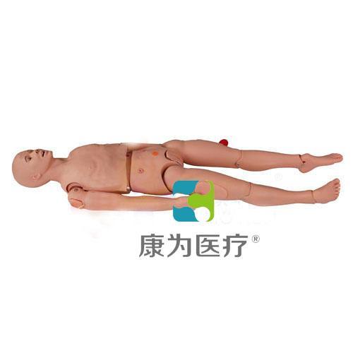 """""""康为医疗""""高级三腔两囊管操作训练标准化模拟病人,三腔两囊管止血训练模型"""