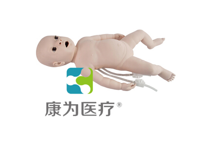 """""""康为医疗""""婴儿灌肠导尿模型"""