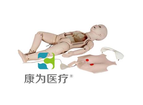 """""""康为医疗""""小儿多功能透明洗胃模型"""
