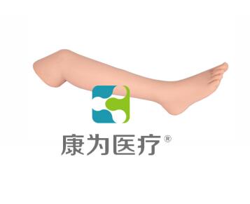 """""""康为医疗""""儿童骨髓穿刺腿模型(右腿)"""