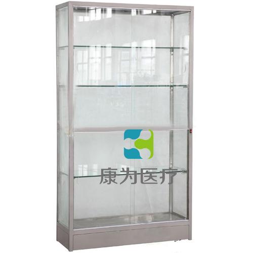 """""""康为医疗""""不锈钢标本陈列展示柜(医院、医学院中标产品)"""