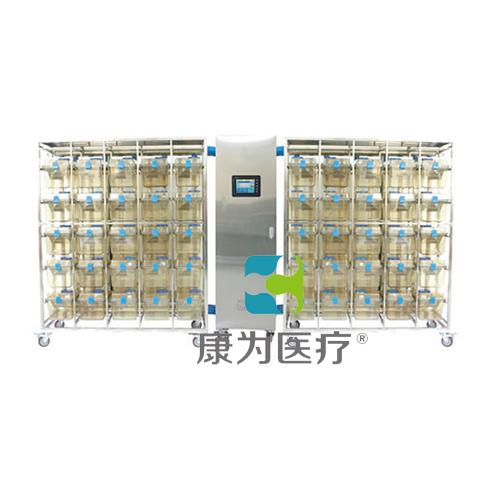 """""""康为医疗""""触摸屏IVC大小鼠共用笼具 (25笼一拖二(PSU))"""