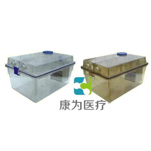 """""""康为医疗""""豚鼠笼盒(可外置式水瓶)ACG2126"""