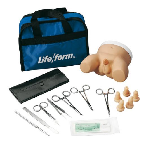 德国3B Scientific®婴儿包皮环切术培训装置
