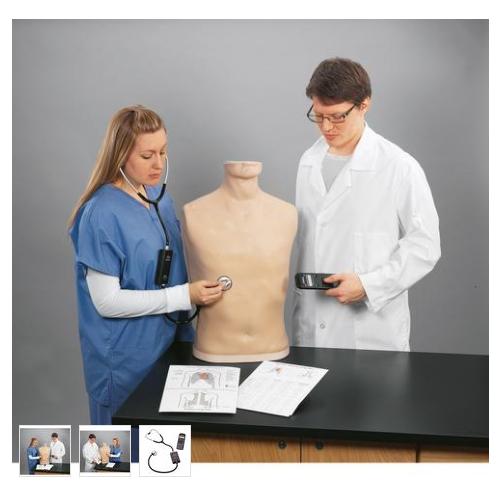 德国3B Scientific®听诊训练装置以及 SmartScope™