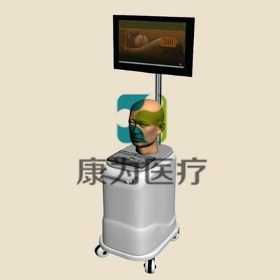 """张掖""""康为医疗""""TCM3385中医头部针灸、按摩考评系统"""