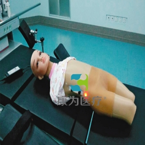 """""""康为医疗""""高级小儿颈部及股部动脉静脉穿刺训练模型"""