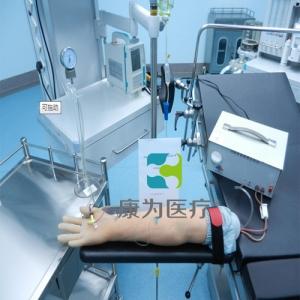 """""""康为医疗""""高级电动脉搏式手臂动脉及静脉穿刺练习模型"""