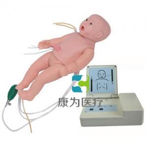 """""""康为医疗""""全功能婴儿高级标准化模拟病人"""