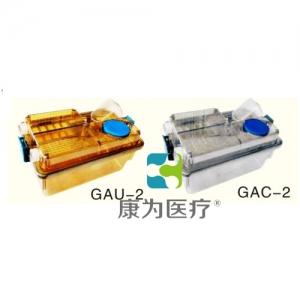 """""""康为医疗""""小鼠笼盒(外置式水瓶)ACG2130"""