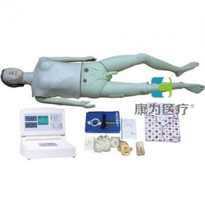 """""""康为医疗""""新高级多功能护理急救训练标准化模拟病人(心肺复苏、导尿功能)"""