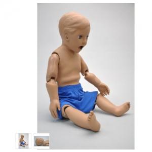 德国3B Scientific®Mike & Michelle®1岁幼儿护理模型
