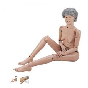 德国3B Scientific®基础型GERi™护理技术老年人医护训练模型