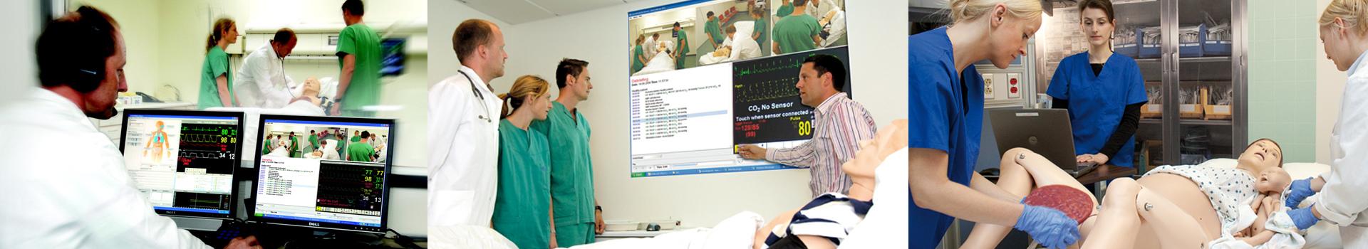 兰州医学教学模型